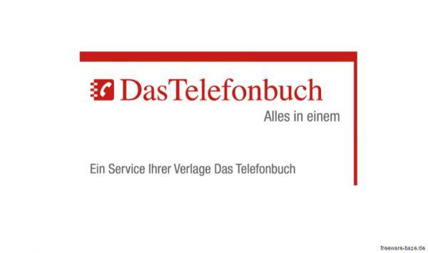 Vorschau Das Telefonbuch - Windows 8 - 10 - Bild 1
