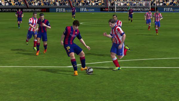 Vorschau FIFA 15 UT fuer Windows 8 und 10 - Bild 1