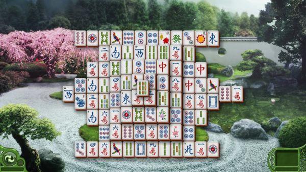 Vorschau Microsoft Mahjong fuer Windows 8 und 10 - Bild 1