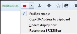 Vorschau FoxBox fuer Firefox - Bild 1