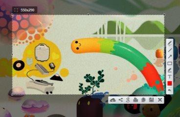 Vorschau Lightshot für Firefox - Bild 1