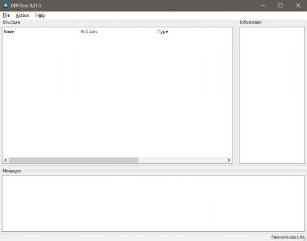 Vorschau UEFITool für Mac - Bild 1