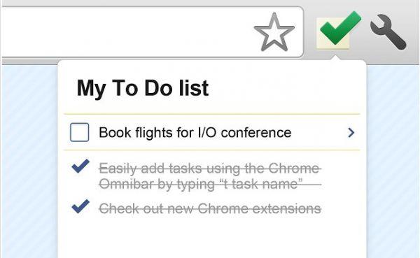 Vorschau Google Tasks für Chrome - Bild 1