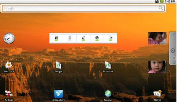 Vorschau Android-x86 - Bild 1