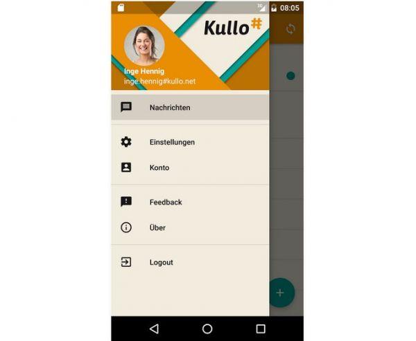 Vorschau Kullo für Android - Bild 1