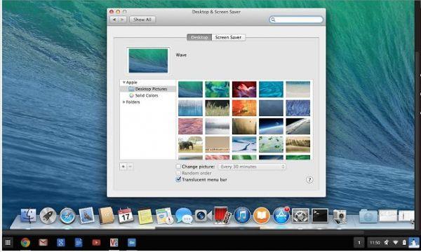 Vorschau VNC Viewer fuer Chrome - Bild 1