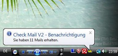 Vorschau CheckMail - Bild 1