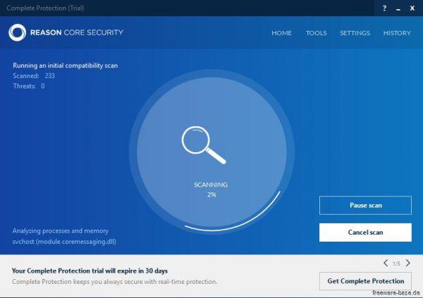Vorschau Reason Core Security - Bild 1