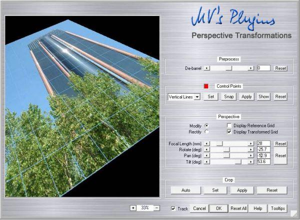 Vorschau Perspective Transformations - Bild 1