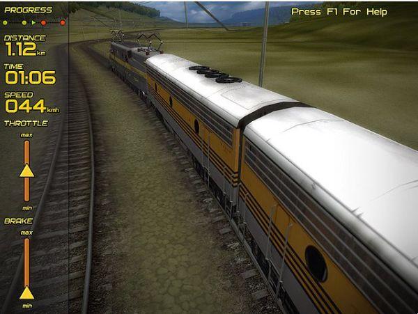 Vorschau Passenger Train Simulator - Bild 1