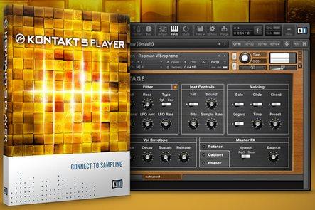Vorschau Kontakt 5 Player - Bild 1