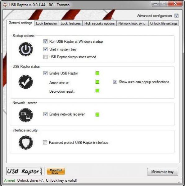 Vorschau USB Raptor - Bild 1