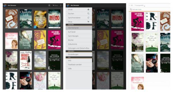 Vorschau Kindle für Android - eBook Reader - Bild 1