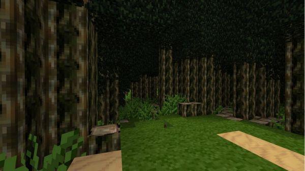 Vorschau Minetest - Minecraft Klon - Bild 1