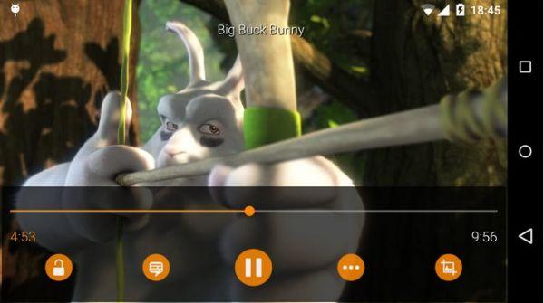 Vorschau VLC für Android - Bild 1