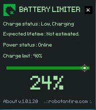 Vorschau Battery Limiter - Bild 1