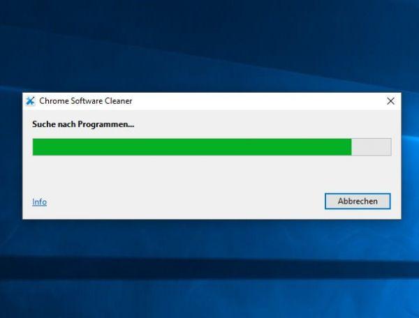Vorschau Chrome Cleanup Tool - Chrome Software Cleaner - Bild 1