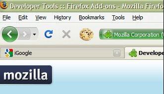 Vorschau Remove Cookies for Site for Firefox - Bild 1