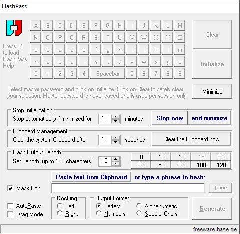 Vorschau HashPass - Bild 1