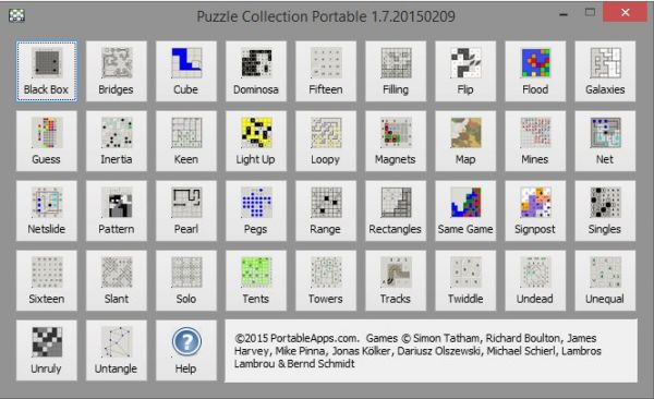 Vorschau Puzzle Collection Portable - Bild 1