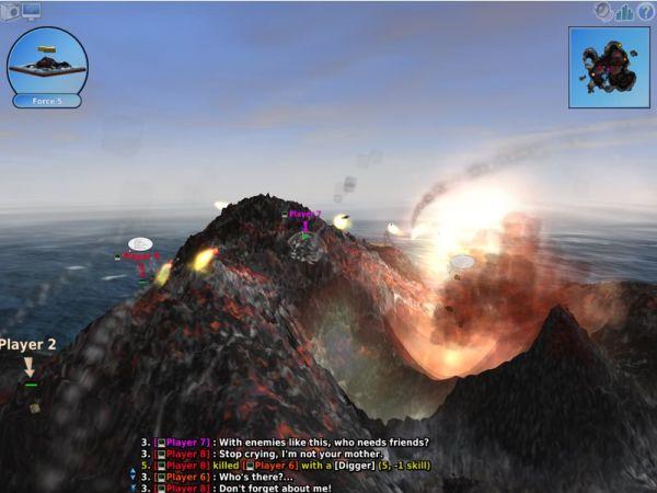 Vorschau Scorched 3D Portable - Bild 1