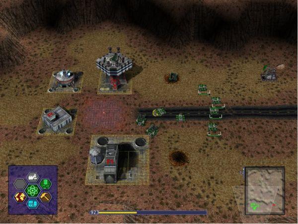 Vorschau Warzone 2100 Portable - Bild 1