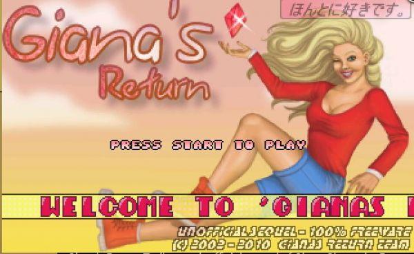 Vorschau Gianas Return - Bild 1