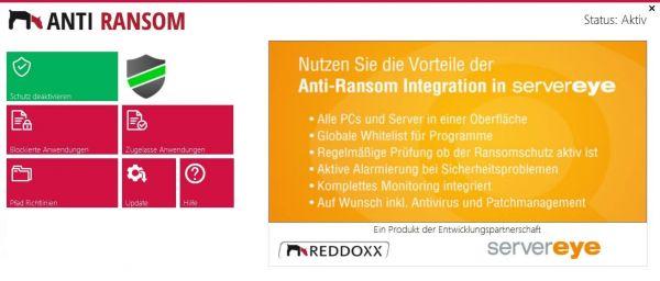 Vorschau REDDOXX ANTI RANSOM - Bild 1