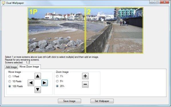 Vorschau Dual Monitor Tools - Bild 1