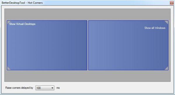Vorschau BetterDesktopTool - Bild 1