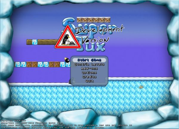 Vorschau SuperTux - Bild 1