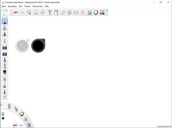 Vorschau Autodesk SketchBook - Bild 1
