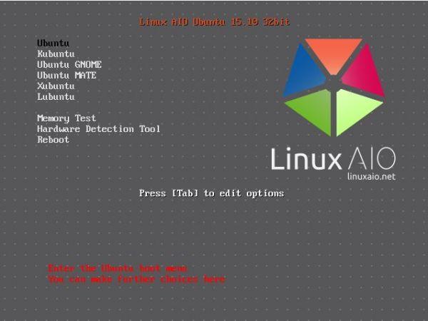 Vorschau Linux AIO Ubuntu - Bild 1