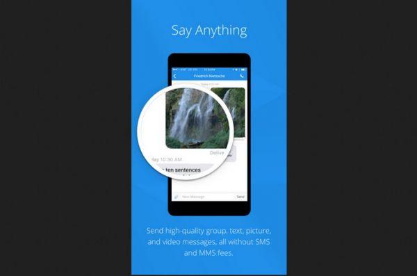 Vorschau Signal für iOS - Bild 1