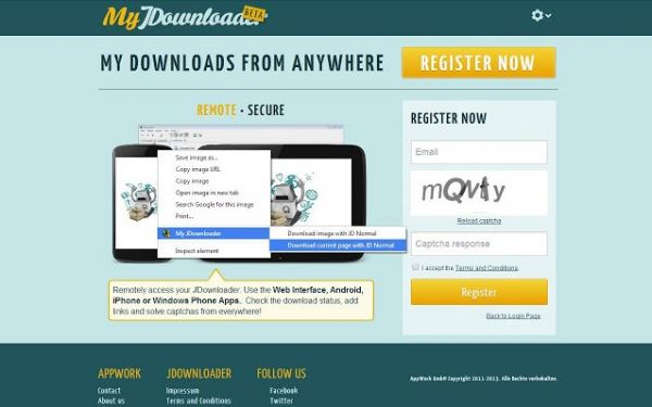 My JDownloader für Chrome 3 2 33 - Info - Freeware-base de