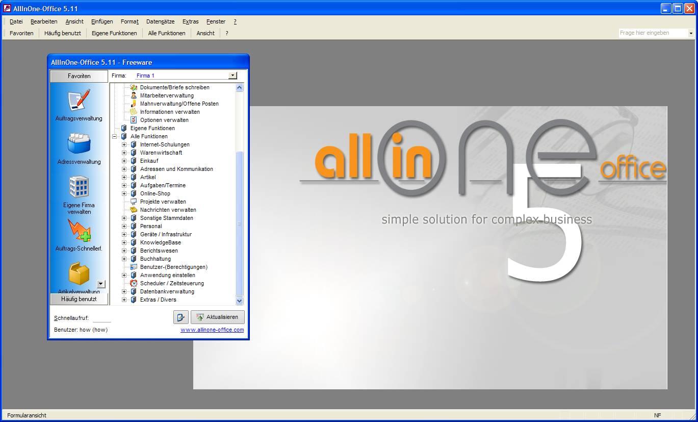 Vorschau AllInOne-Office - Bild 1