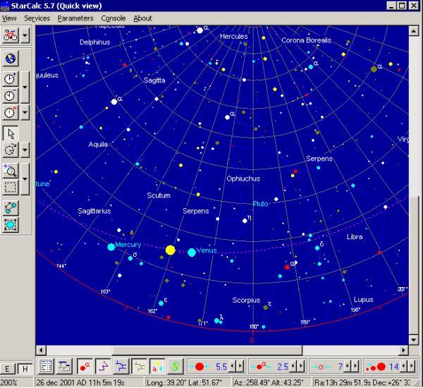 Vorschau StarCalc 5.72 - Bild 1