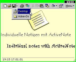 Vorschau Active Note 4.01 - Bild 1