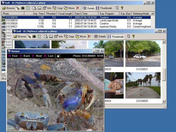 Vorschau EXIF Image Viewer - Bild 1