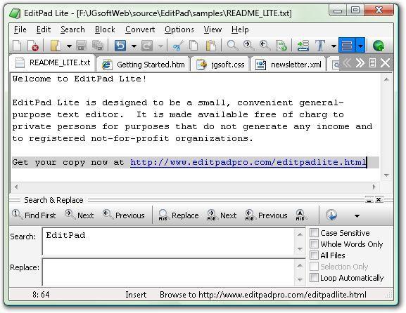 Vorschau EditPad Lite - Bild 1