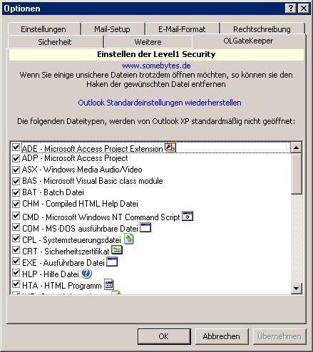 Vorschau OLGateKeeper 2003 - Bild 1