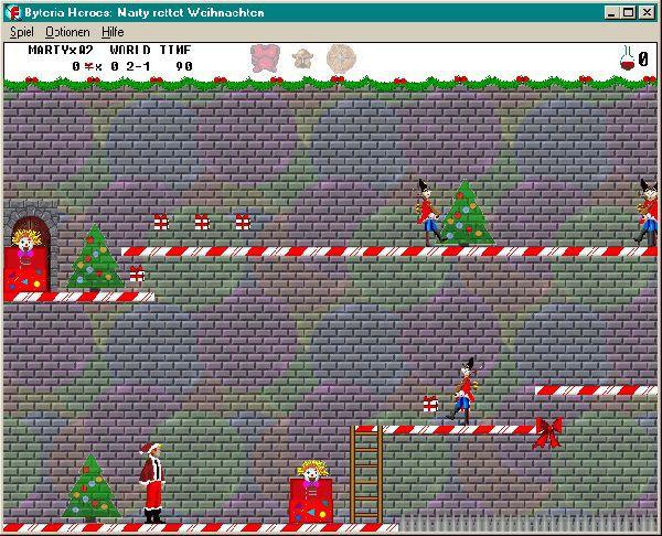 Vorschau Byteria Heroes: Marty rettet Weihnachten - Bild 1