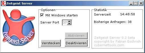 Vorschau Zeitgeist Server 0.3 - Bild 1