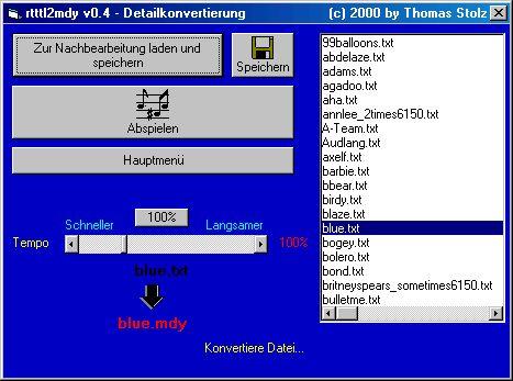 Vorschau RTTTL2MDY 0.4 - Bild 1