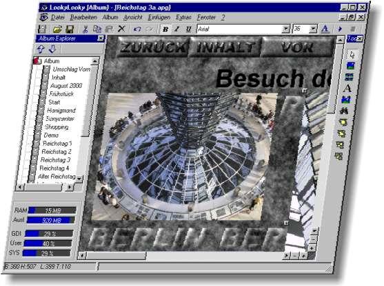 Vorschau LookyLooky BETA - Bild 1