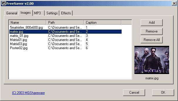 Vorschau Freesaver MP3 - Bild 1
