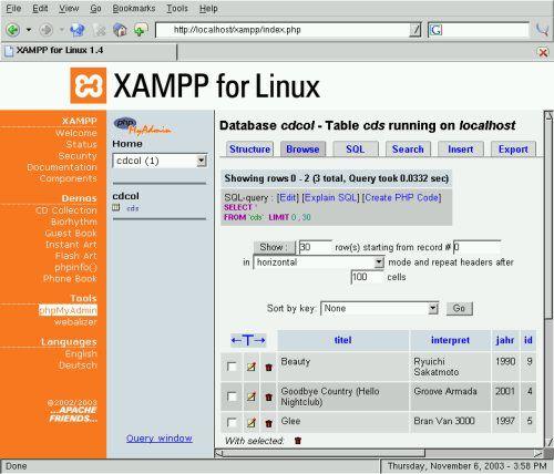 Vorschau XAMPP Lite USB Portable - Bild 2