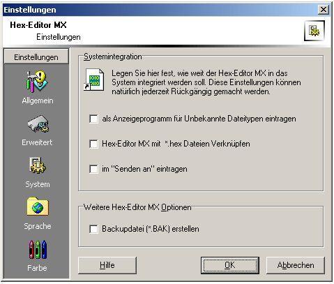 Vorschau NEXT-Soft Hex-Editor MX - Bild 2