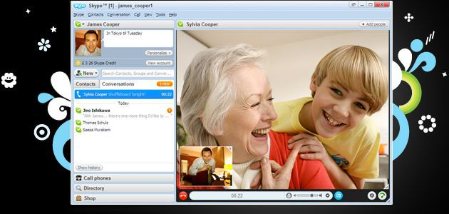 Vorschau Skype for Windows - Bild 2