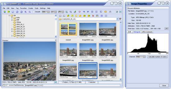 Vorschau Faststone Image Viewer and Portable - Bild 2